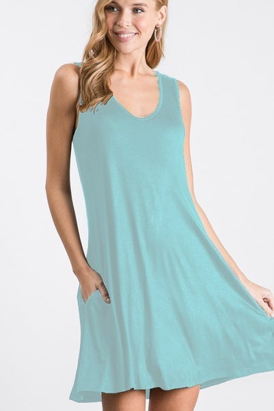 Ready for the Weekend Tank Dress