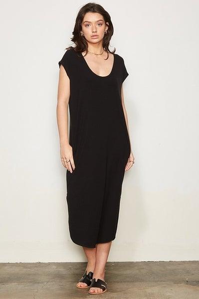Fashionista Ribbed Dress