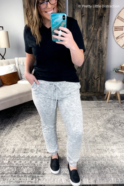 Heather Lounge Pants