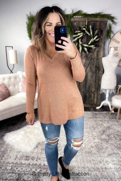 Soft Sweater Tunic