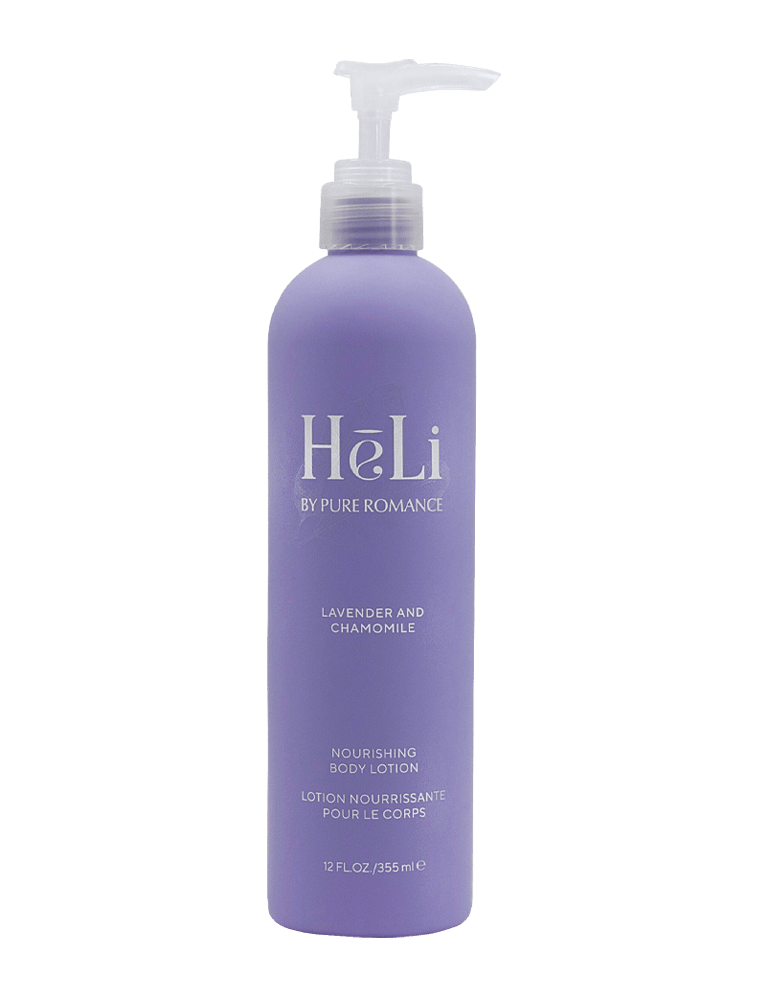HeLi-Nourishing Body Lotion-Lavender and Chammomille