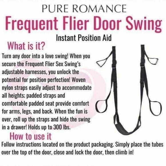Frequent Flier Sex Swing