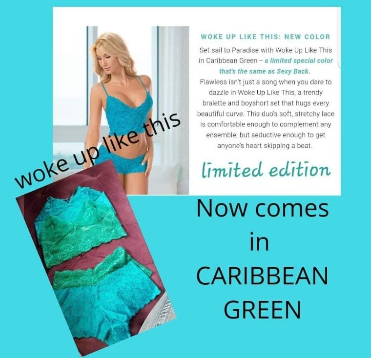 Woke Up Like This (See Options)