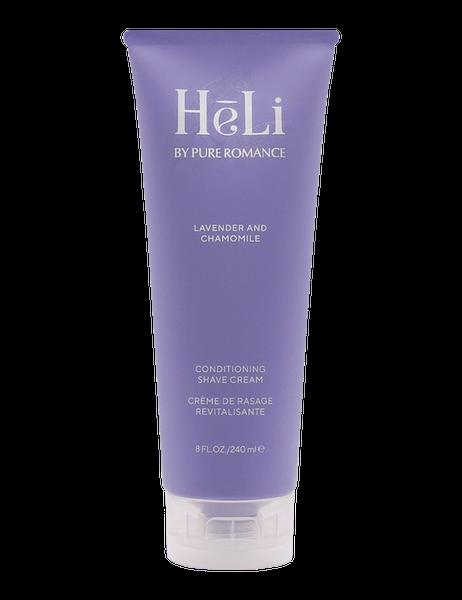 HeLi-Conditioning Shave Cream-Lavendar and Chamomile