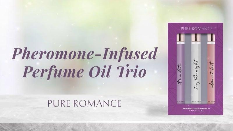 Perfume Oil Trio