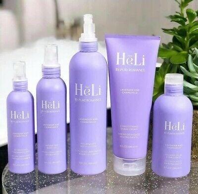 HeLi - Lavender & Chamomile Massage Lotion