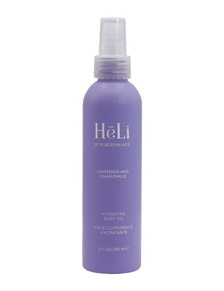 HeLi - Hydrating Body Oil - Lavender & Chamomile