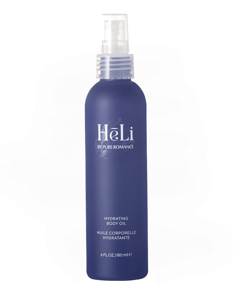 HeLi - Hydrating Body Oil