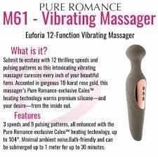 M61-Vibrating Massager