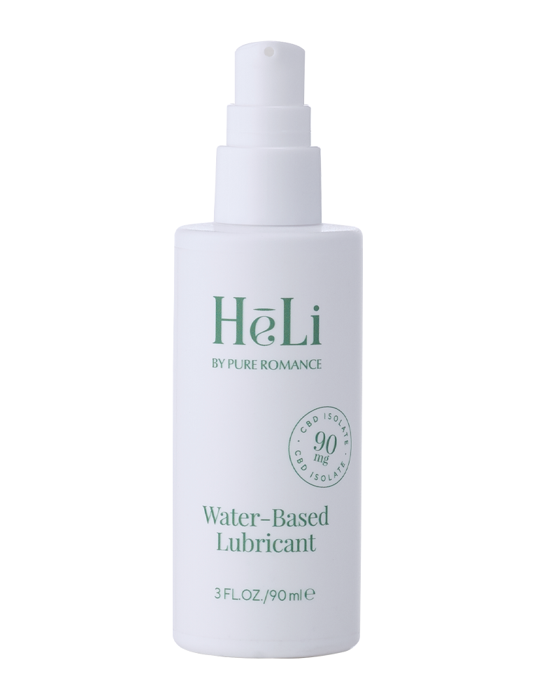 HeLi-Waterbased Lubricant inflused with C B D