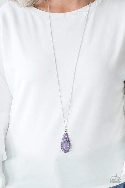 Tiki Tease - Purple