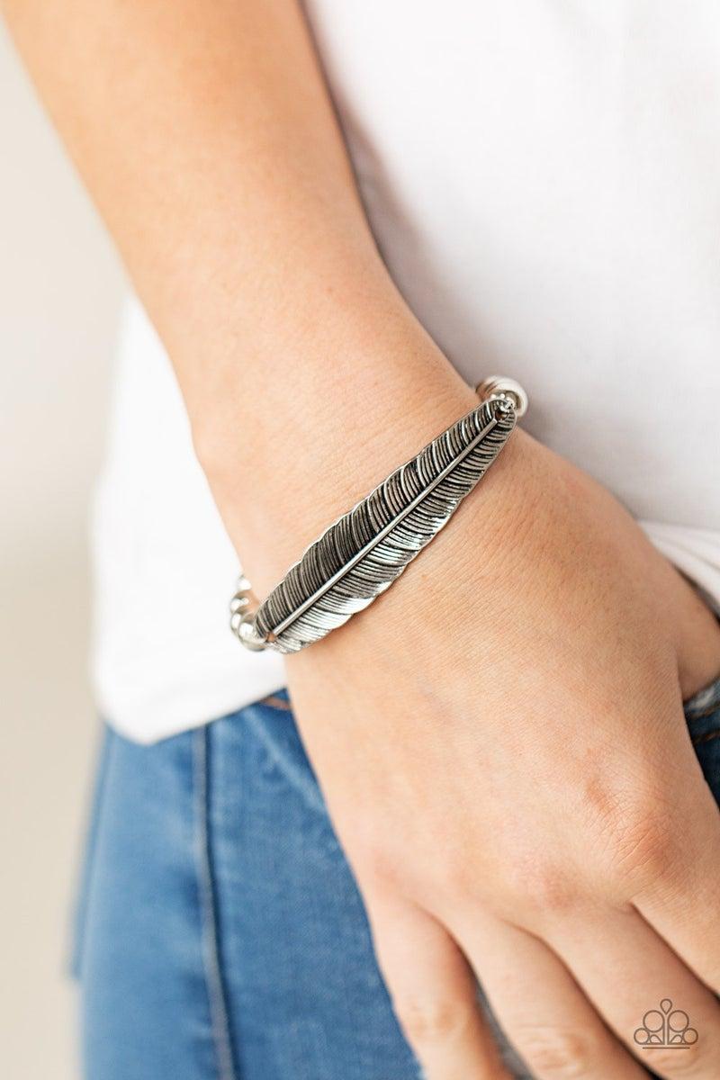 Featherlight fashion - Silver