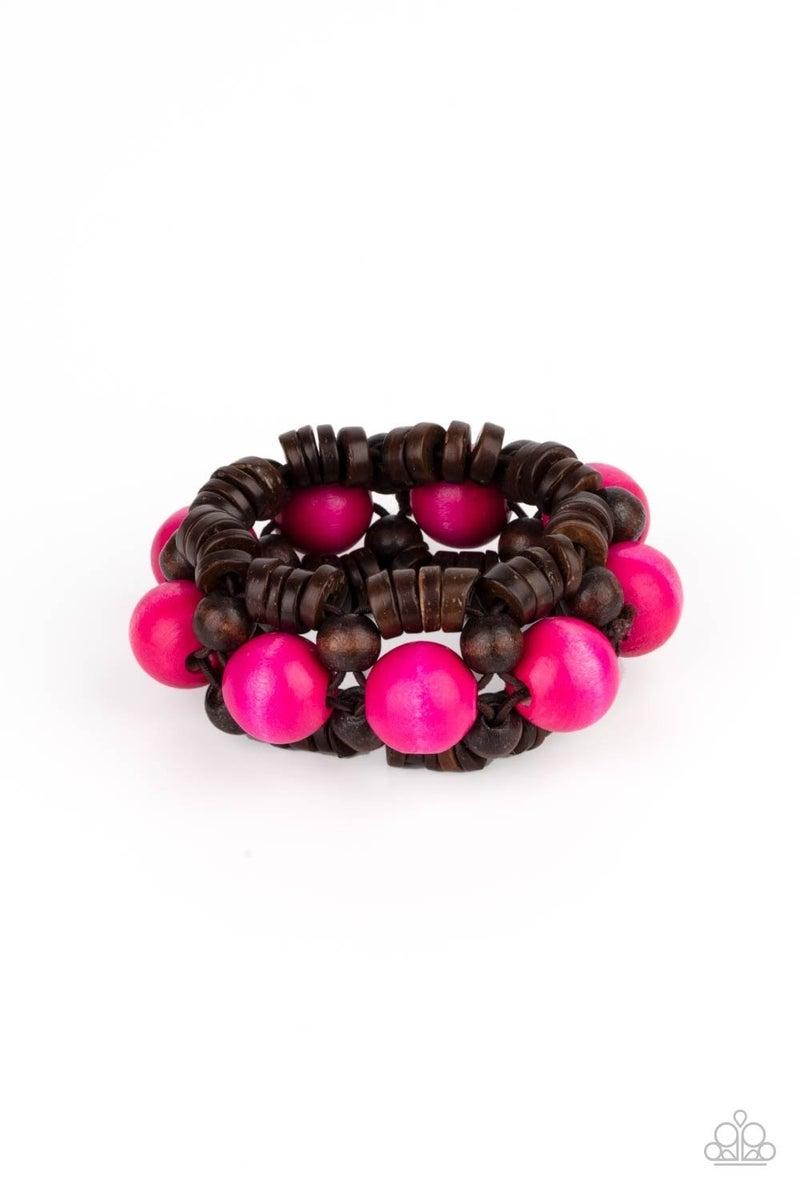 Tropical Temptations - Pink