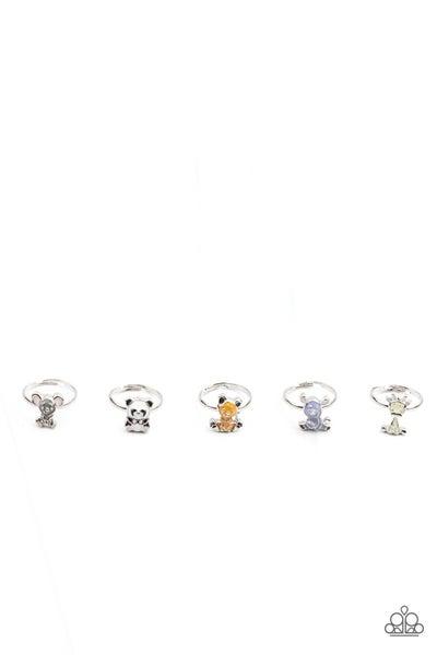 Starlet Shimmer - Zoo Inspired Rings