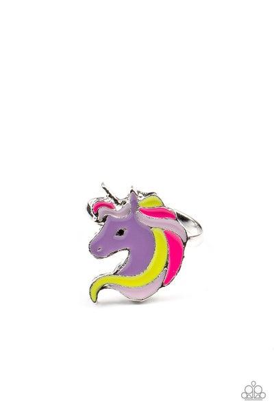 Starlet Shimmer - Unicorn Rings