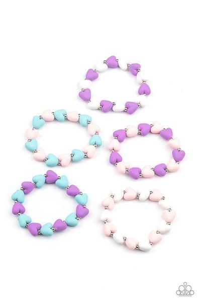 Starlet Shimmer - Heart Shaped Beads