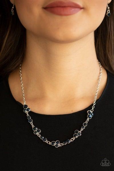 Gorgeously Glistening - Blue