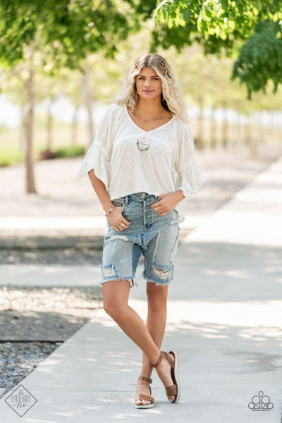 July Fashion Fix Sunset Sightings - Complete Trend Blend