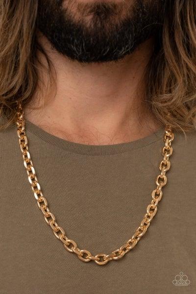 Steel Trap - Gold