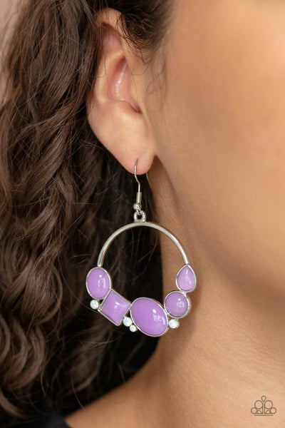 Beautifully Bubblicious - Purple