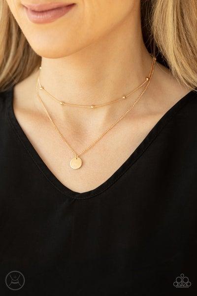 Modesty Minimalist - Gold