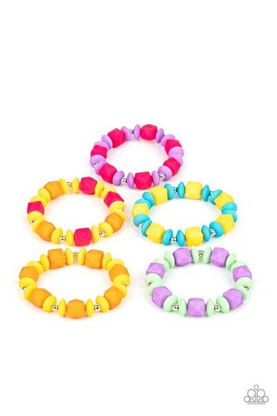 Starlet Shimmer - Beaded Bracelet