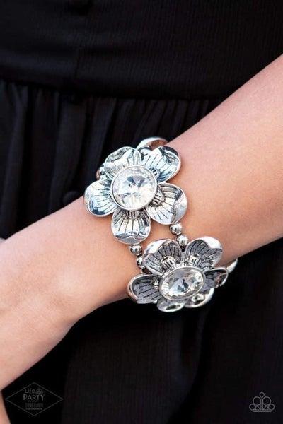 Empire Diamond Zi Collection Bracelet - White