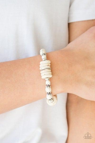 Sagebrush Serenade - White