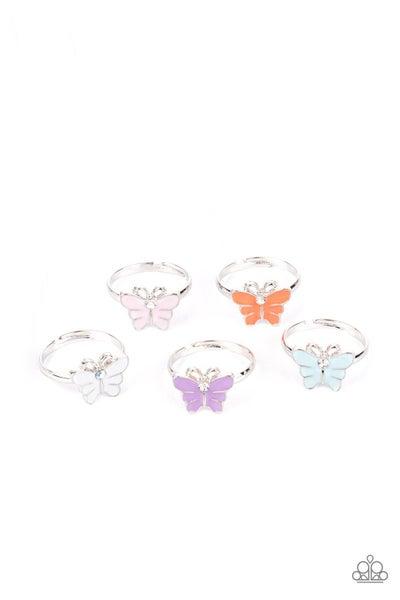 Starlet Shimmer - Butterflies