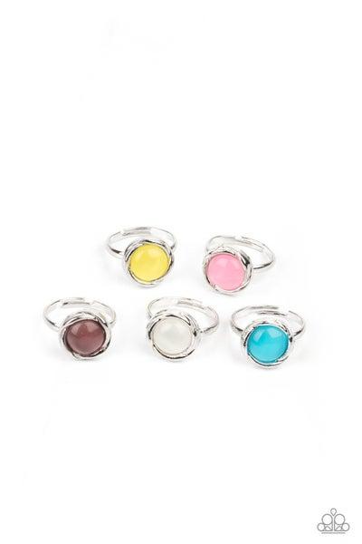 Starlet Shimmer - Cat's Eye Rings
