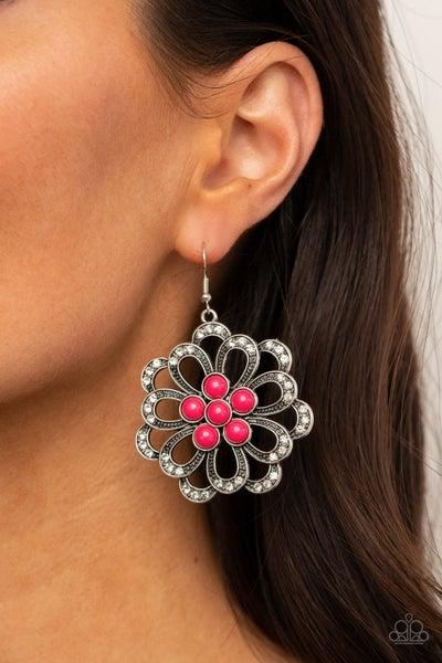Dazzling Dewdrops - Pink