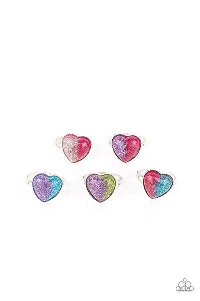 Starlet Shimmer - Heart Ring