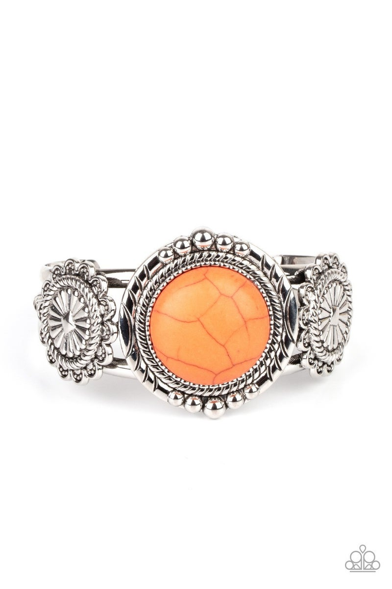 Mojave Motif - Orange