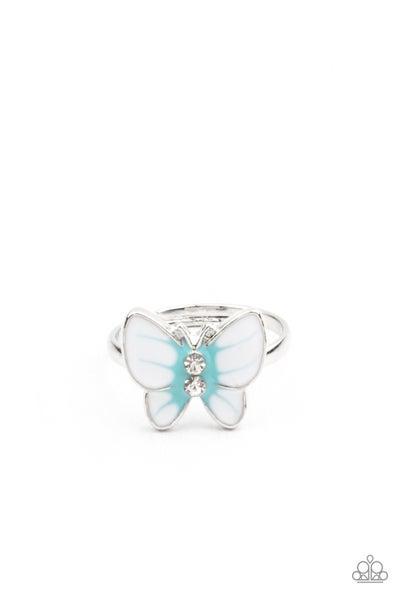 Starlet Shimmer - Butterfly Ring