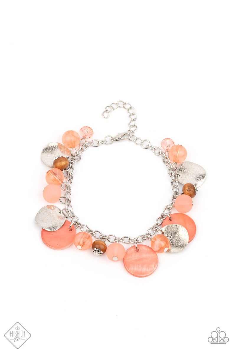April Fashion Fix Springtime Springs - Orange