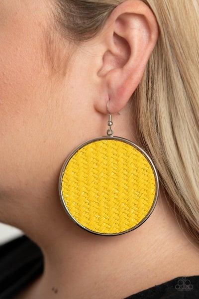 Wonderfully Woven - Yellow