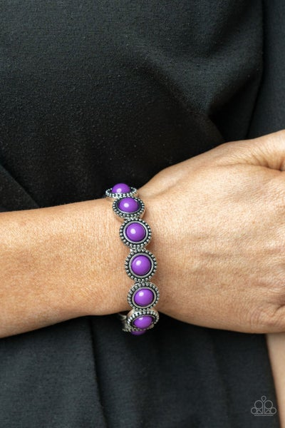 Polished Promenade - Purple