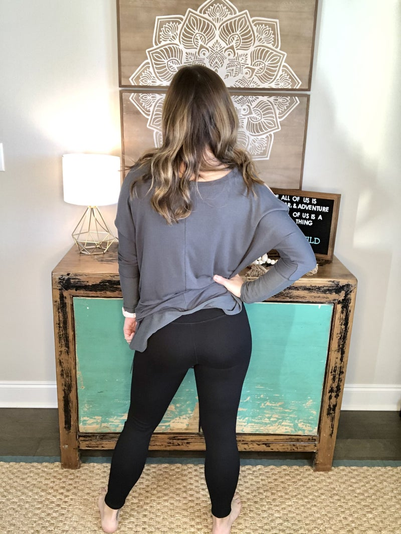 Ripped and Tattered Leggings