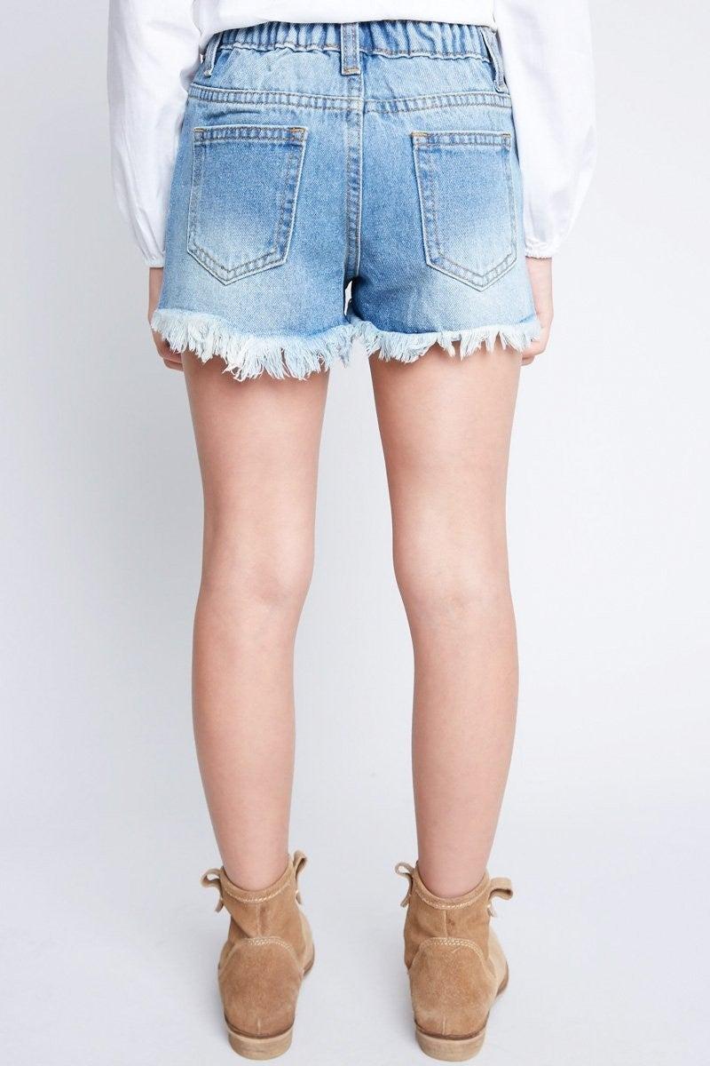 Sassy Sequin Shorts