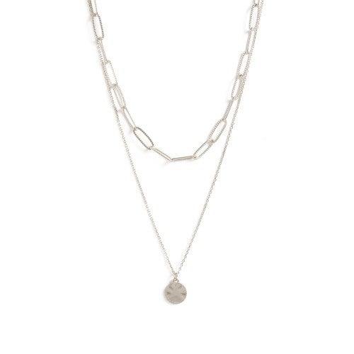 Splendid Iris  Go To Necklace