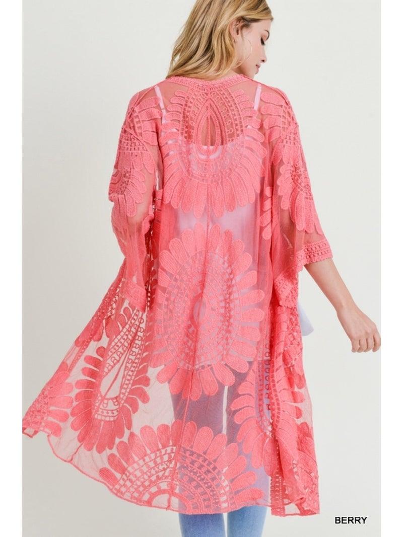 Free Spirit Kimono