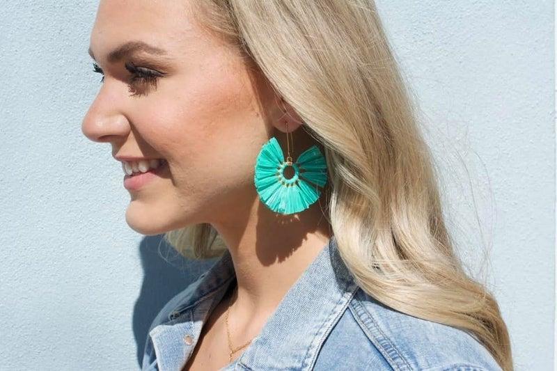The Marianne Earrings