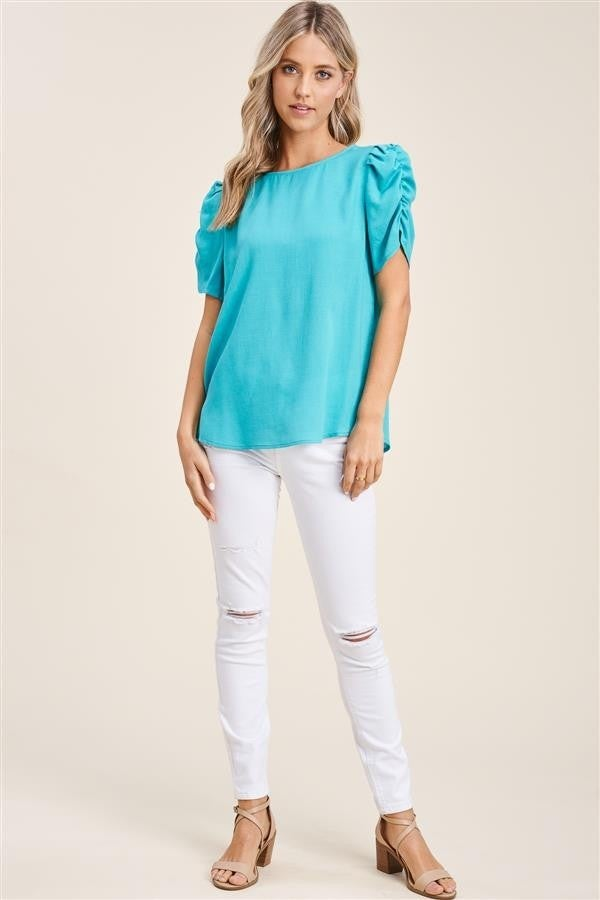 The Blanch Top
