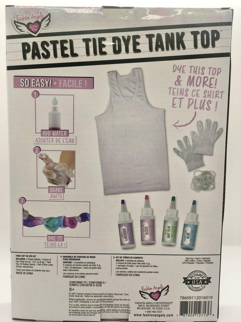 Tie Dye Tank Top Kit
