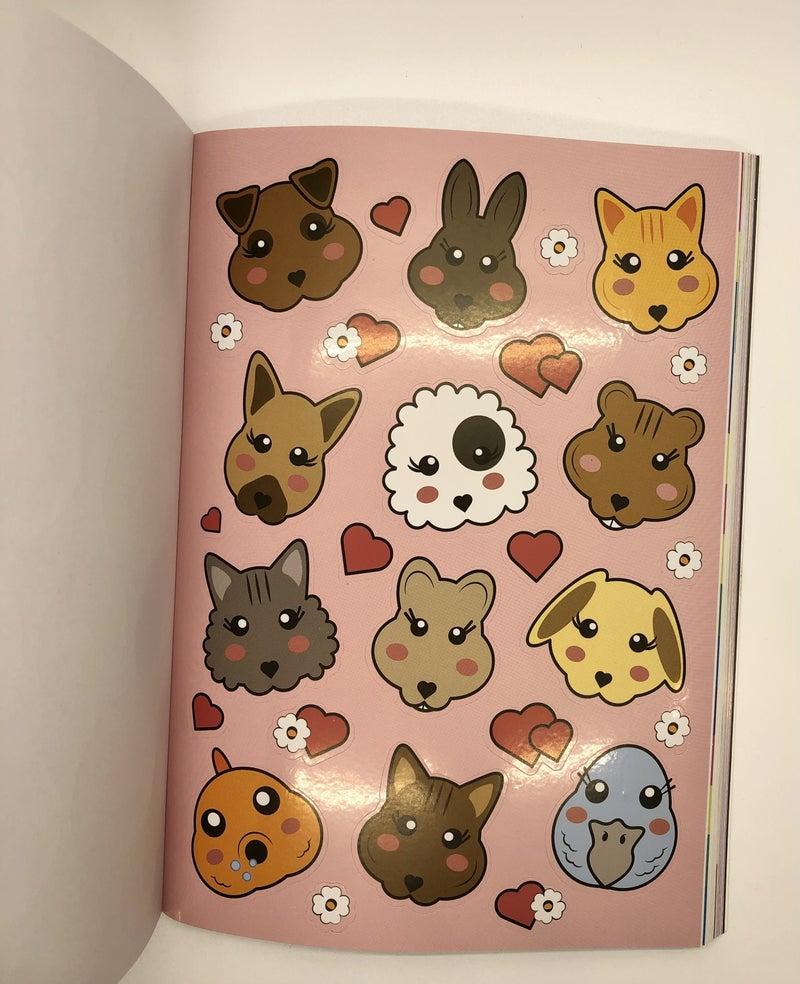 Spread Kindness Sticker Book