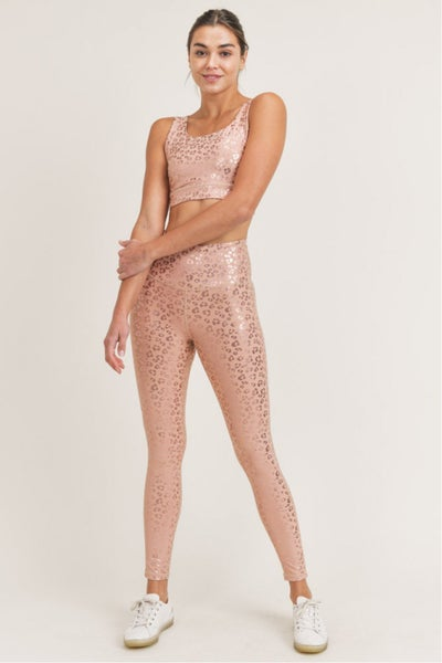 Leopard Love Leggings