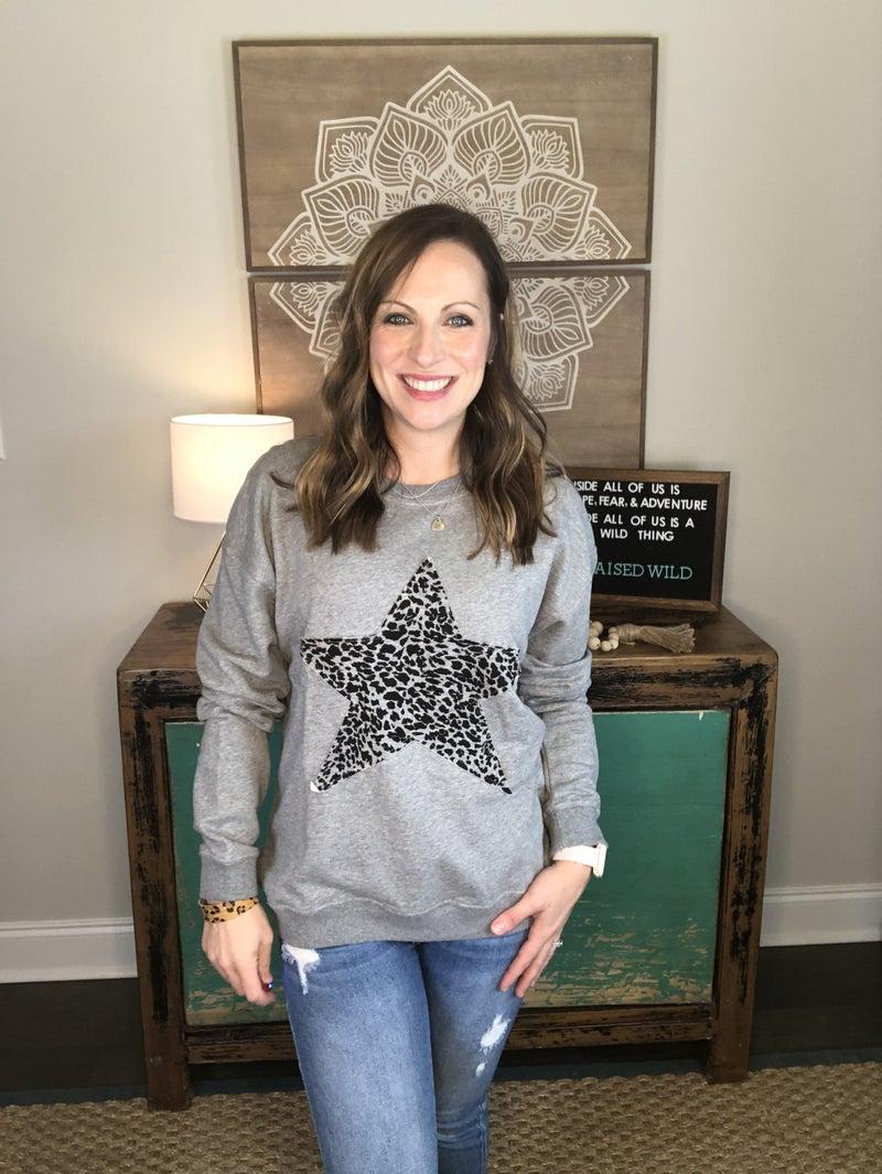 Wild Star Sweatshirt