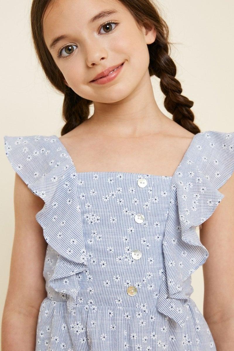 The Flower Girl Dress
