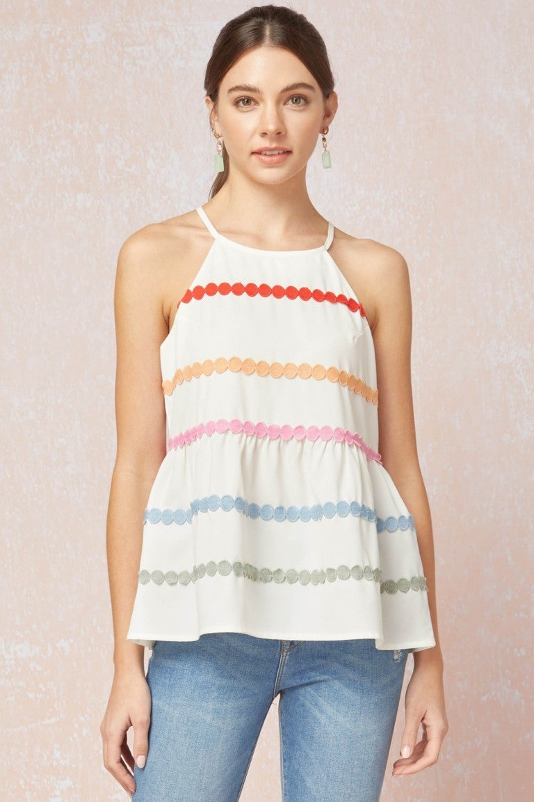 Color me with Love Top