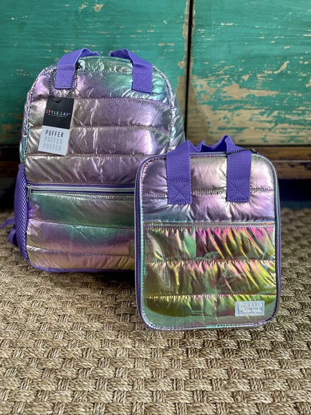 You are Magic Puffer Backpack